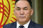 В Жогорку Кенеше начал работать новый постоянный представитель правительства — Алмасбек Абытов.