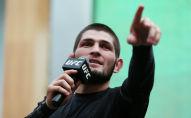 UFC уюмунда жеңил салмактын учурдагы чемпиону россиялык мушкер Хабиб Нурмагомедов