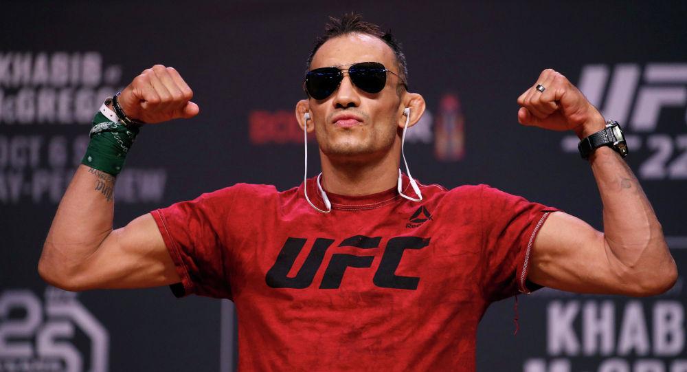 UFC мушкери Тони Фергюсон