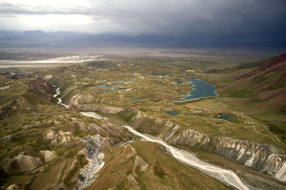 Ош облусундагы Кара-Кабак аймагы