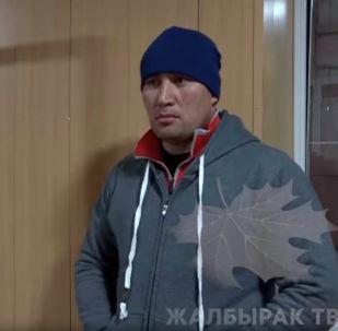 Подозреваемые в зверском избиении сами пришли в ГУВД Бишкека. Видео