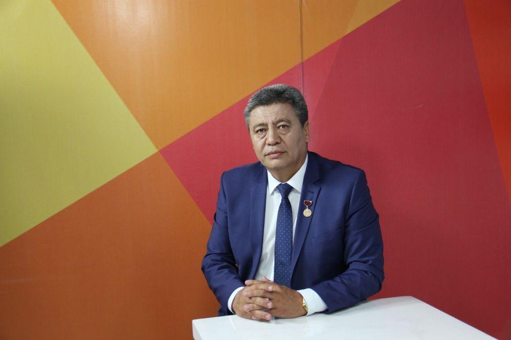 Эмильбек Алымкулов  новый полномочный представитель правительства в Нарынской области.