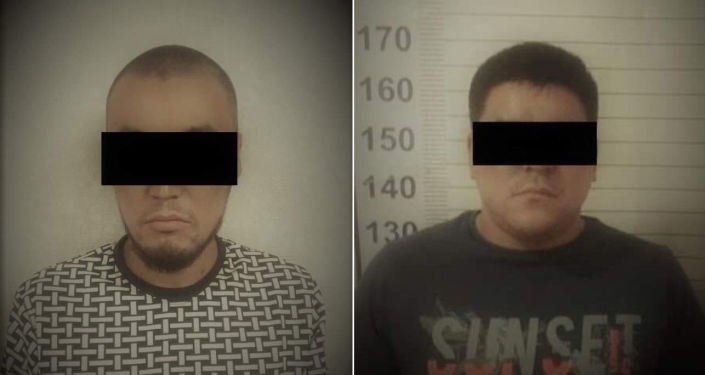 Оперативники ГУВД Бишкека и Октябрьского РУВД задержали двух мужчин по подозрению в серии автоугонов