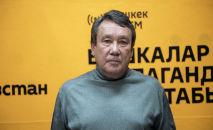 Заместитель председателя Кыргызского общества блокадников Ленинграда Марат Кутанов. Архивное фото
