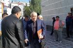 Жогорку Кеңештин мурдагы депутаты, Ата Мекен партиясынын лидери Өмүрбек Текебаев. Архивдик сүрөт