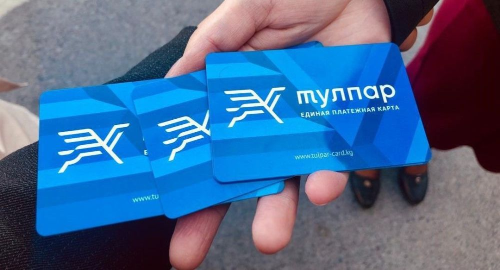 Платные карты Тулпар, которые будут использоваться в общественном транспорте. Архивное фото