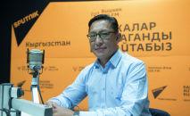 Преподаватель английского языка в одном из ВУЗов Китая, кыргызстанец Курманбек уулу Каниет