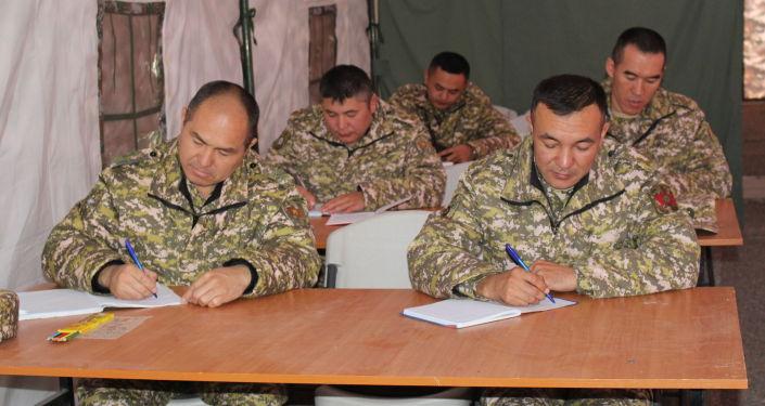 Генеральный штаб Вооруженных сил КР готовится к крупному стратегическому командно-штабному учению (СКШМУ) Центр-2019