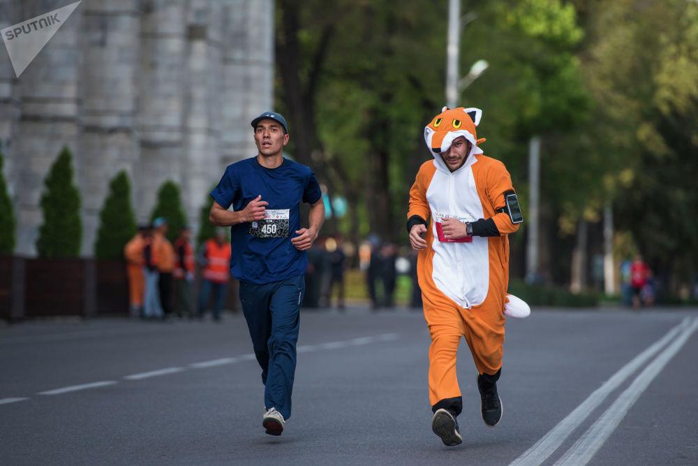 Түлкү менен марафончу