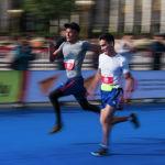 Борьба на финише