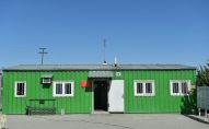 Пограничный пост Максат в Лейлекском районе Баткенской области. Архивное фото