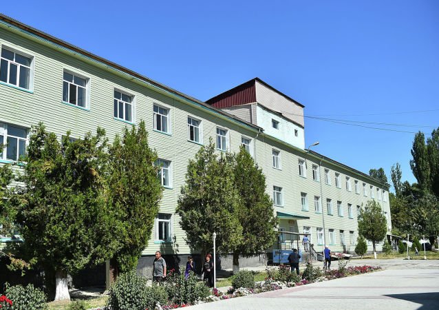 Территориальная больница Лейлекского района
