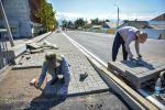 Бишкектин тротуарлары жапырт оңдолот. Архивное фото