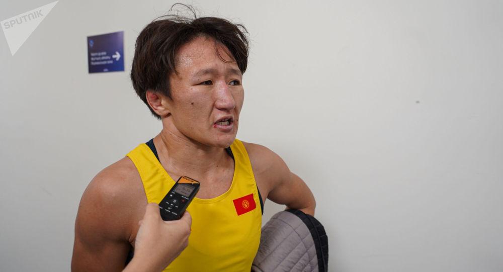 Азиянын үч жолку чемпиону Айсулуу Тыныбекова