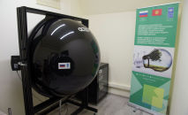 В Бишкеке открылась первая фотометрическая лаборатория, где будут проверять различные осветительные приборы — электролампы и лампы дневного освещения