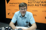 Заместитель директора научно-образовательного центра Институт инноваций в образования Сергей Степанов во время беседы на радио Sputnik