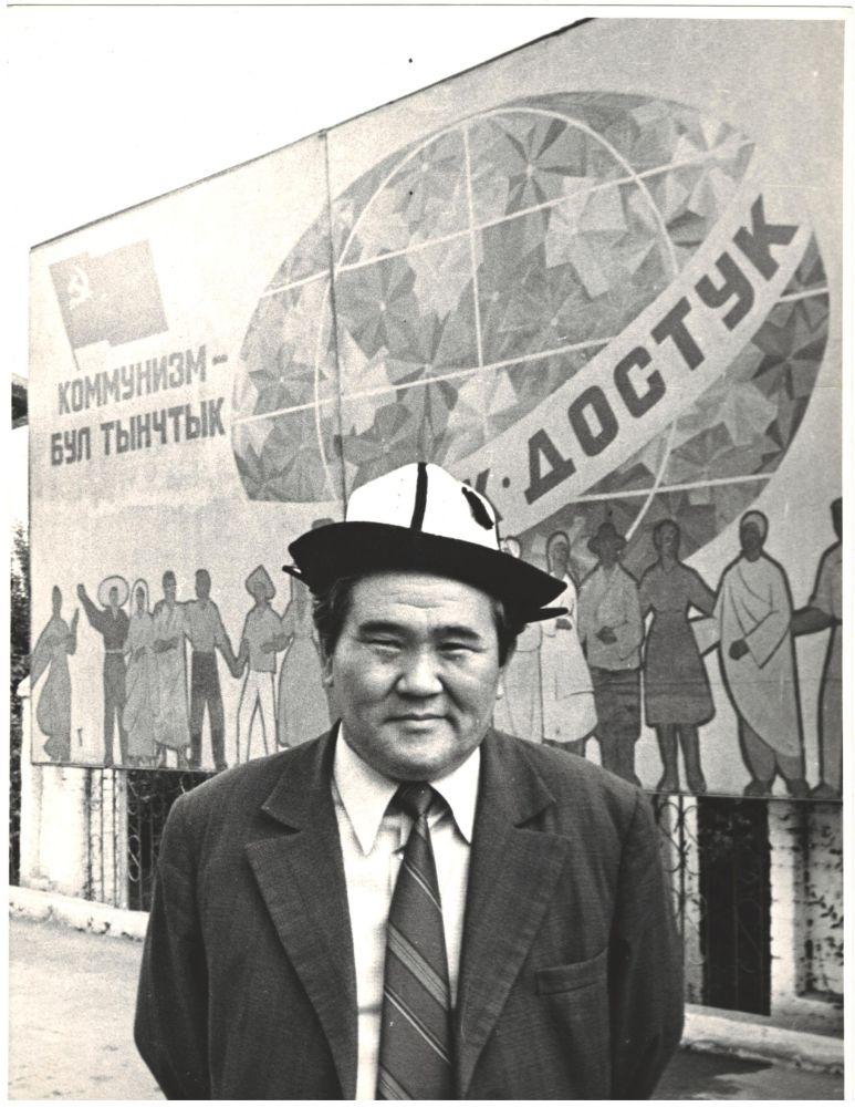 Беш жылдай Мелиорация жана суу чарба министрлигин жетектеген (1961-65)