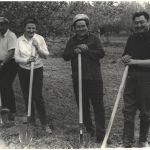 Султан Ибраимов эмгек жолун өзү туулуп-өскөн Алчалуу айылындагы колхоздон баштаган