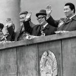 Эки жылдан ашык Кыргыз ССР Министрлер Советинин төрагасы кызматын аркалаган (1978-80)
