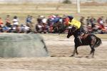 Турнир по кок-бору прошел в Таласской области в рамках Национальных игр кочевников. В финале поборолись команды из Ошской и Чуйской областей.