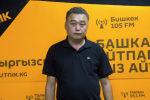 Бишкек шаардык мэриясынын Капиталдык курулуш башкармалыгынын бөлүм башчысы Айдар Апсеметов