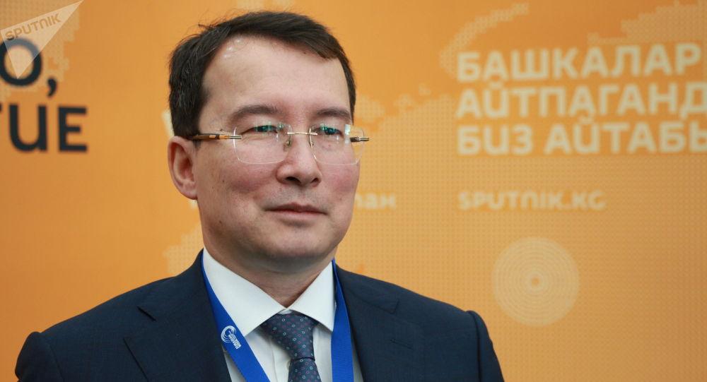 Член коллегии Евразийской экономической комиссии по экономике и финансовой политике Тимур Жаксылыков