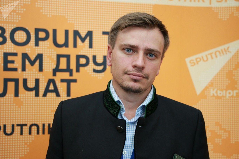 Заведующий Евразийским сектором Центра комплексных европейских и международных исследований ВШЭ, научный сотрудник Международного института прикладного системного анализа Юрий Кофнер