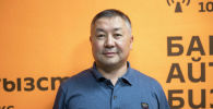 Кыргызстан партиясынын лидери, депутат Канатбек Исаев