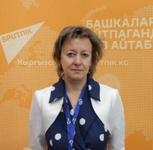 Министр торговли Евразийской экономической комиссии Вероника Никишина
