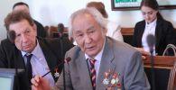 Скончался Народный поэт и художник Рамис Рыскулов. Архивное фото
