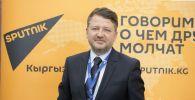 Вице-президент по работе с органами государственной власти и корпоративным отношениям региона Восточная Европа компании Балтика Алексей Кедрин