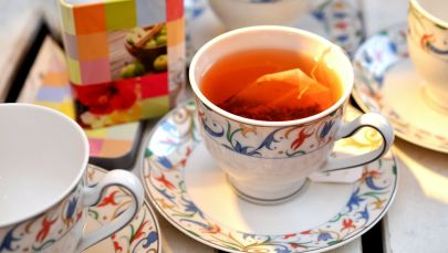Чай. Архивдик сүрөт