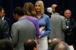В образах статусных женщин 74-й сессии Генассамблеи ООН наметился тренд: не надевать под костюмы и блузки нижнее белье.