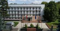 Вид на здание министерства иностранных дел КР в Бишкеке. Архивное фото