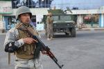 Афганистандын аскер кызматкерлери