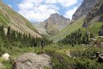Путешествие французского писателя, инженера Улисса Любена в Кыргызстан
