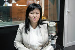 Саламаттык сактоо жана социалдык өнүктүрүү министринин биринчи орун басары Ализа Солтонбекова