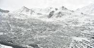 Золоторудное месторождение Кумтор. Архивное фото