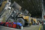 Спецтехника горнодобывающей компании Kumtor Gold Company. Архивное фото