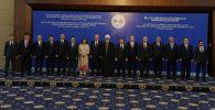 В госрезиденции Ала-Арча прошло 17-е заседание генпрокуроров государств-членов Шанхайской организации сотрудничества. 1 октября 2019 года