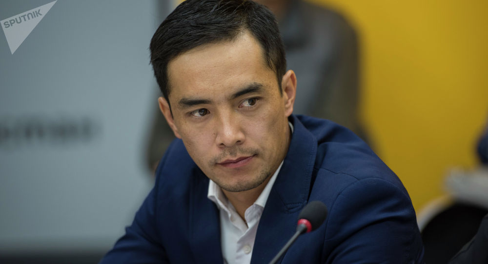 Главный специалист отдела государственно-частного партнерства Министерства экономики КР Омурбек Кенжебаев