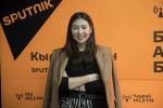 Дизайнер и создатель линии одежды Айымжан Алмазбекова