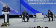Белоруссиянын президенти Украинанын башчысы менен жолугушуу учурунда байкабай, туура эмес сүйлөп алды.