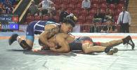 Депутат Жогорку Кенеша Тазабек Икрамов стал бронзовым призером Чемпионата мира по борьбе среди ветеранов.