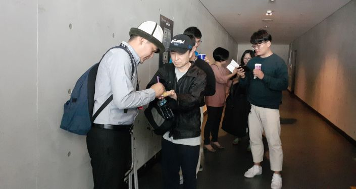 На Пусанском международном кинофестивале состоялась премьера фильма Жоо кулук кыргызского режиссера Мирлана Абдыкалыкова