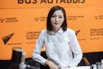 Бишкек башкы архитектура муниципалдык ишканасынын топонимика жана эстеликтерди каттоо секторунун башкы адиси Жылдыз Талантбекова