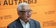 Президент Ассоциации производителей и переработчиков мяса Кыргыз эт Рыспек Абдрасулов. Архивное фото
