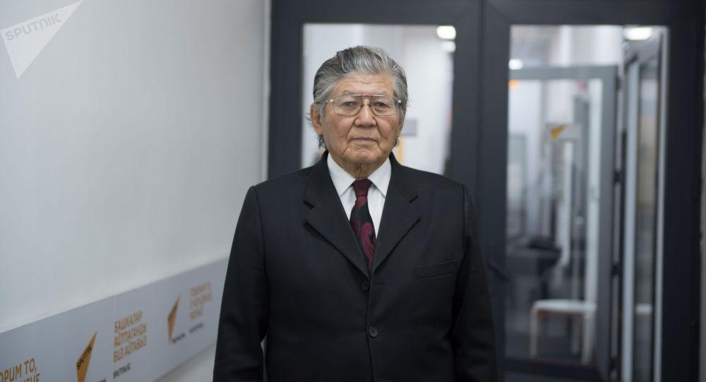 Кыргызстандын БУУдагы алгачкы өкүлү Жумакадыр Атабеков