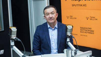 Республика — Ата-Журт фракциясынын лидери Жыргалбек Турускулов