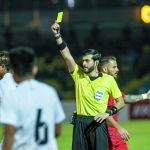 Оюнда эреже бузганы үчүн Мьянманын спортчусуна рефери эки ирет кызыл карта көрсөттү